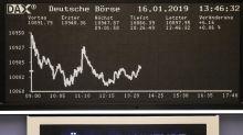 La Bolsa de Fráncfort sube un 0,27 por ciento en la apertura