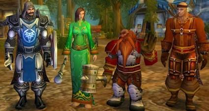 Gear yourself or gear your guild?