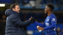 'He needs to keep training at the highest level' - Lampard on why Hudson-Odoi hasn't been in the Chelsea lineup