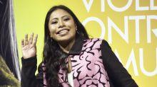 Un artista imaginó cómo se vería Yalitza si fuera Pocahontas y le quedó maravillosa
