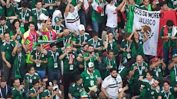 Mexico facing discipline for fans' anti-gay chants