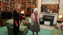 The Queen has her very own tartan - but no one else can wear it