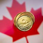Canadian dollar hits 2-week low as global shares slide