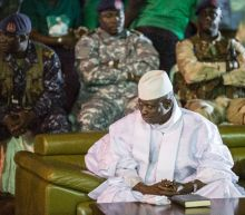 Gambia's Jammeh warns African leaders against interference