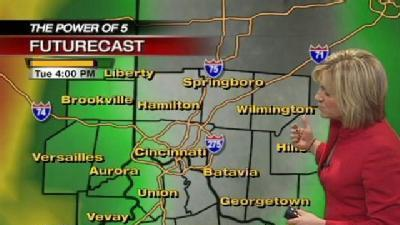 Rain Will Continue Monday, Rest Of Week