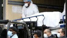 EEUU registra por primera vez 700 muertes por coronavirus en un día
