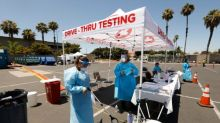 Los Angeles suburbs hit hard as California struggles with coronavirus surge