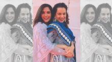 Richa Chadha and Kangana Never Discussed Politics During 'Panga'
