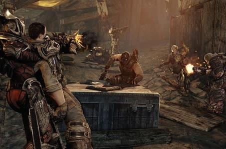 New Gears of War 3 title update emerges tomorrow