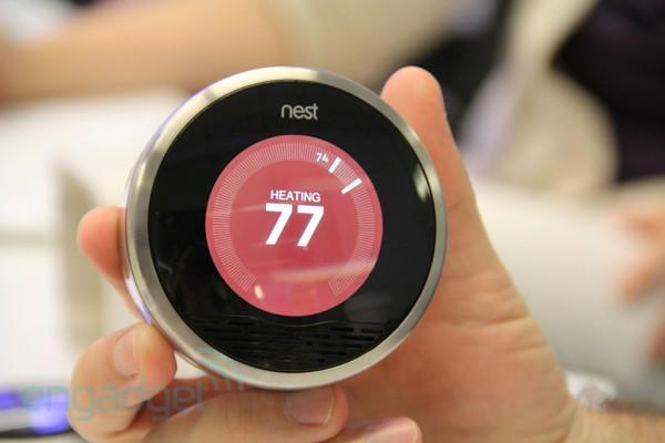Apple Store now selling Nest Thermostat: automated toastiness to cost $250
