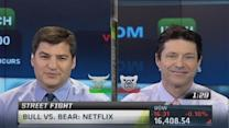 Sell Netflix with defined risk: Trader