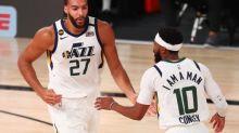 Basket - NBA - NBA: la saison s'achève pour Rudy Gobert (Utah) malgré un grand match