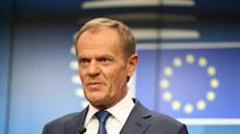 Donald Tusk urges Brits to 'not give up on reversing Brexit' ahead of general election