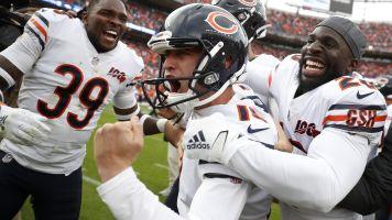 How Eddy Piñeiro became a Bears legend