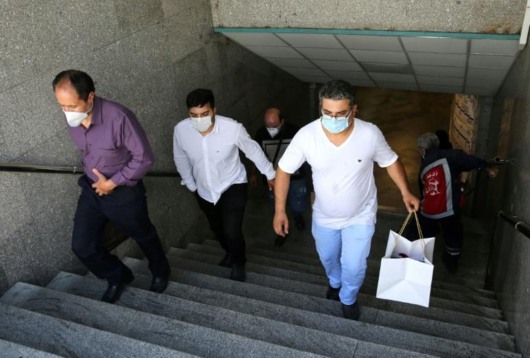 Iran has reported its highest one-day death toll from the novel coronavirus so far as the capital Tehran is among 15 provinces put on red alert