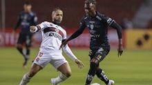 Derrota para o Del Valle é a maior goleada já sofrida pelo Flamengo na Libertadores
