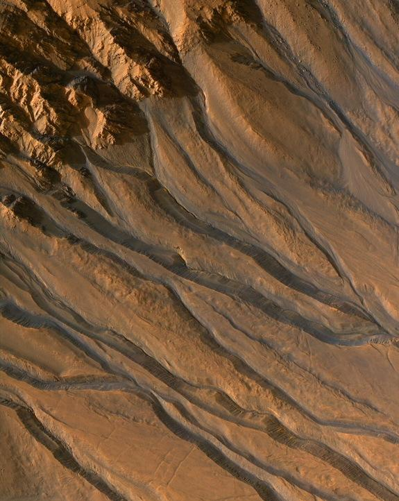 Salt on Mars May Have Melted Red Planet's Ice