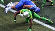 Boise State wins despite botched trick play