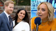 Carrie Bickmore points out awkward detail in royal baby Lilibet's name