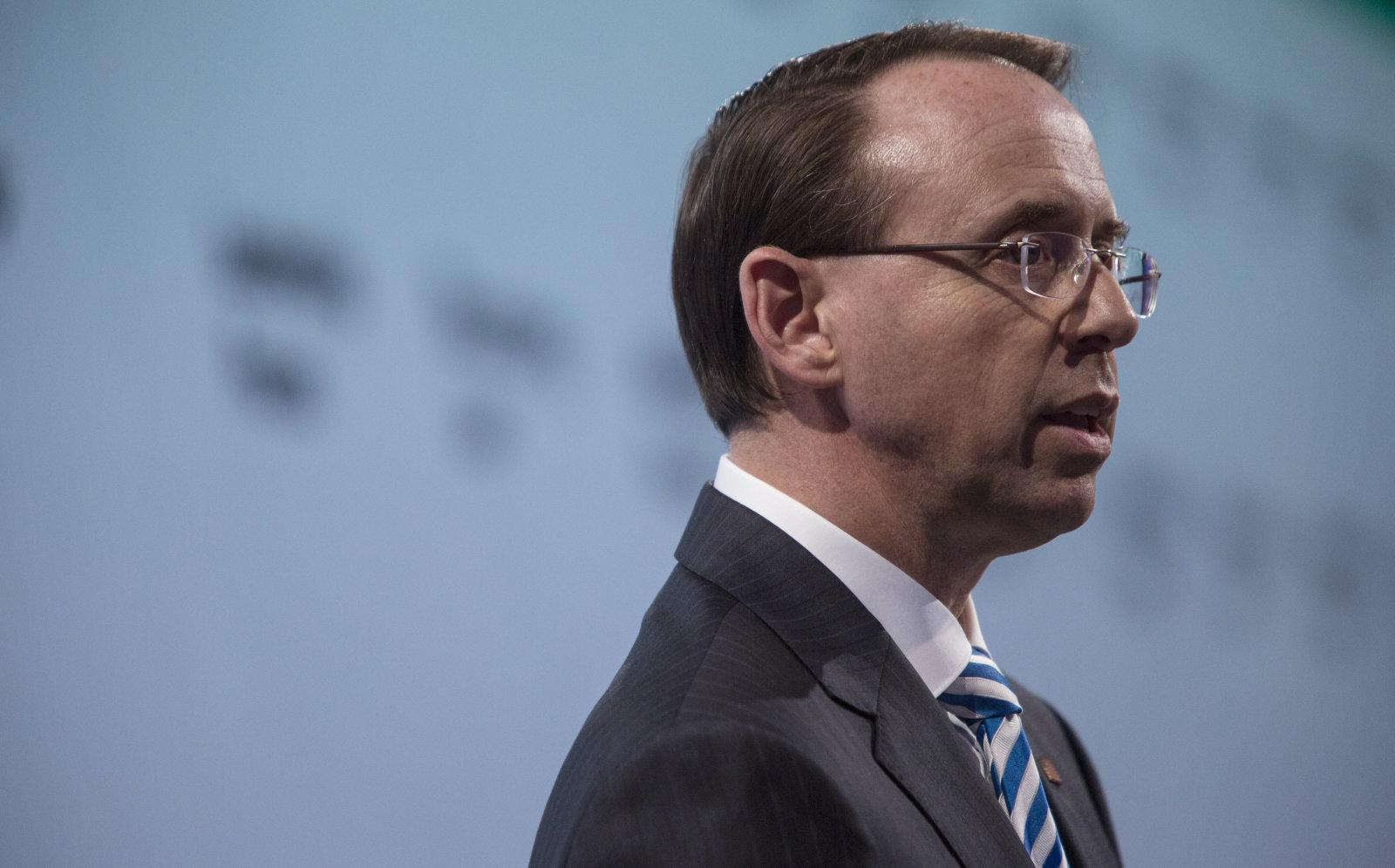 If the US Justice Department stays true to its new policy, we'll hear about