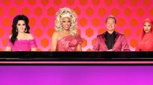 Pound the alarm: Nicki Minaj is back behind a judges' table on 'RuPaul's Drag Race' premiere