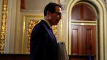 Mnuchin says U.S. economy could open in May, defying experts