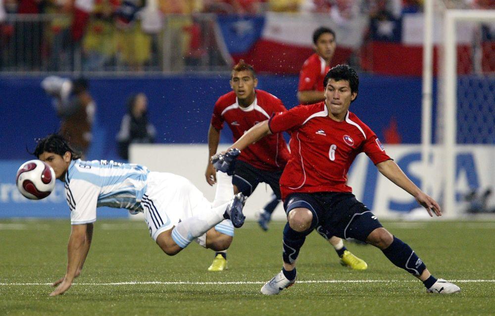 El día que empezó la gran rivalidad entre Argentina y Chile