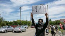 Democrats say Trump visit may worsen protests in Wisconsin city