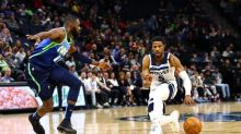 Timberwolves' Beasley facing felony charges