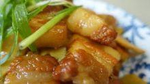 【食譜】送飯一流!冬筍燜五花肉