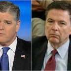 Sean Hannity Erupts in Twitter Tirade, Grills James Comey After Cryptic Warning to Trump