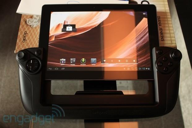 Hands-on with Wikipad, the $500 Android gaming tablet (video)