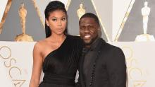 Kevin Hart Laughs Off 'BS' Rumors That He Cheated on His Pregnant Wife, Eniko Parrish