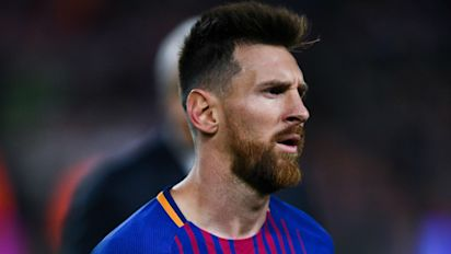Messi grills Maffeo: 'Are you from Man City?'
