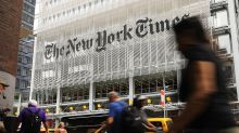 New York Times drops decades-old sponsorship of oil conference, citing climate change