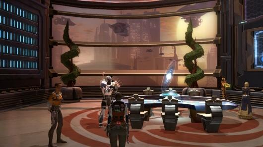 Pick up a SWTOR stronghold for practically nothing