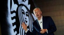 Starbucks' CEO says 85% of stores in China are open