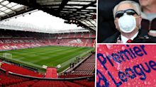 Premier League warns clubs face £100m monthly losses without fans in stadiums due to Government coronavirus rules