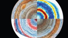 How Scientists Simulated Jupiter's Wild Winds With a Giant Table and a Garbage Can