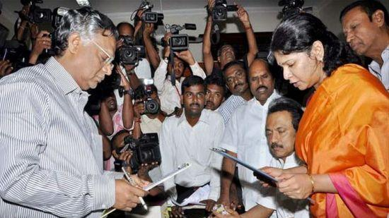 RS polls: Congress to support Kanimozhi