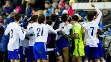 En la televisión noruega enloquecen con el primer gol visitante de San Marino en 15 años