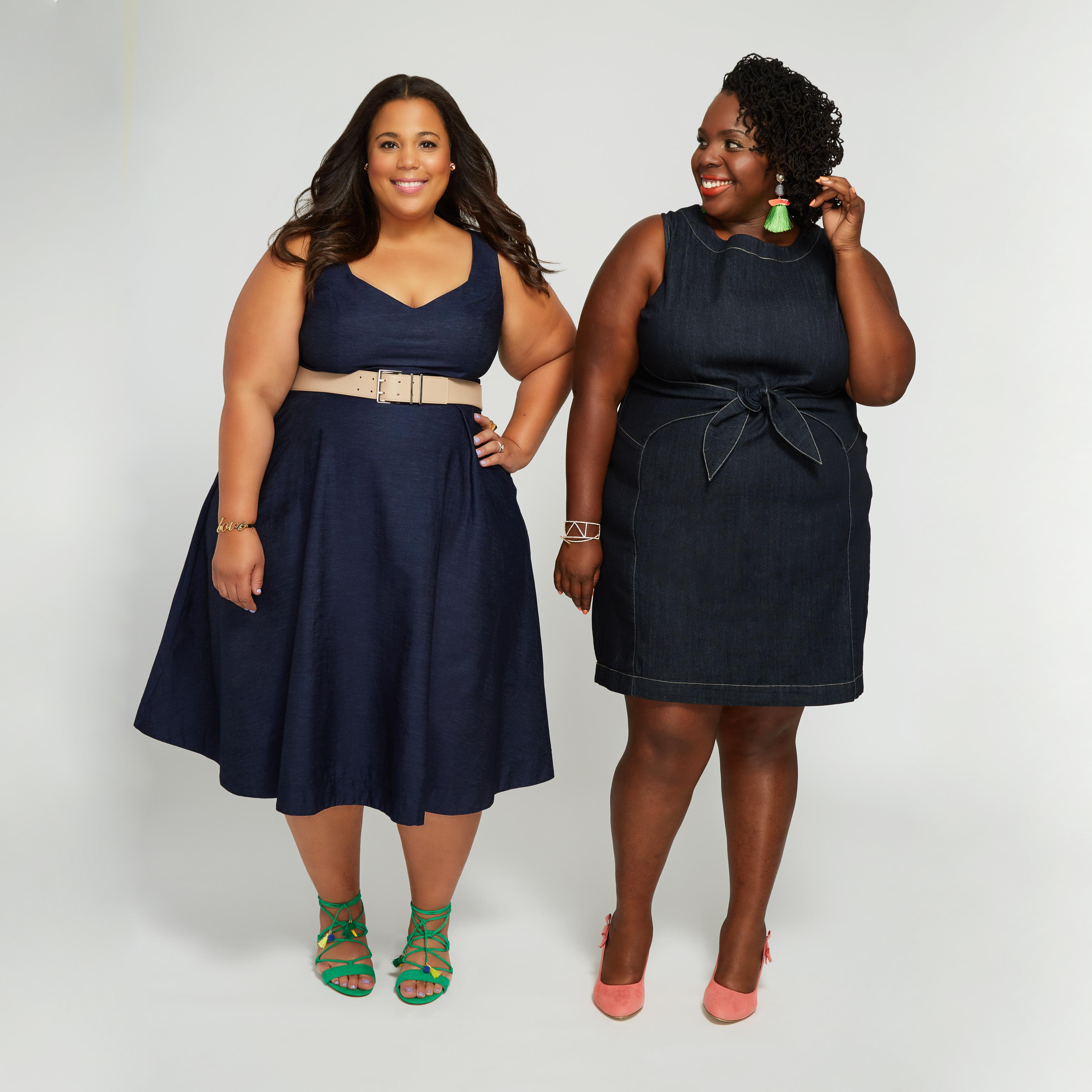 The women behind theCURVYcon.