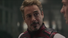 Tony Stark's Defining 'Avengers: Endgame' Moment Was Not Scripted or Filmed Until Reshoots