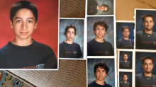 Student wears same shirt for 7 years on school picture day