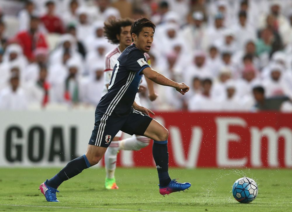 VIDEO: Former Man Utd star Kagawa scores for Japan
