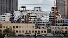 A body was recovered from the wreckage of the New Orleans Hard Rock hotel 10 months after it collapsed