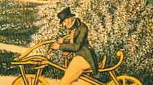The bicycle celebrates its 200th birthday