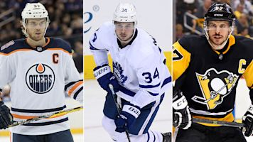 Who is NHL's best player? Depends on the week