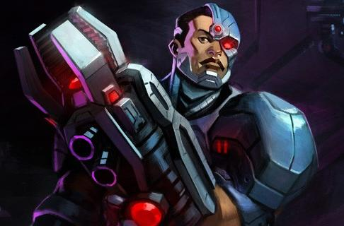 Infinite Crisis adds Cyborg to the mix