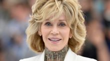 Jane Fonda's Secret to Looking Sexy at 79: Genes, Money, Martinis, in That Order